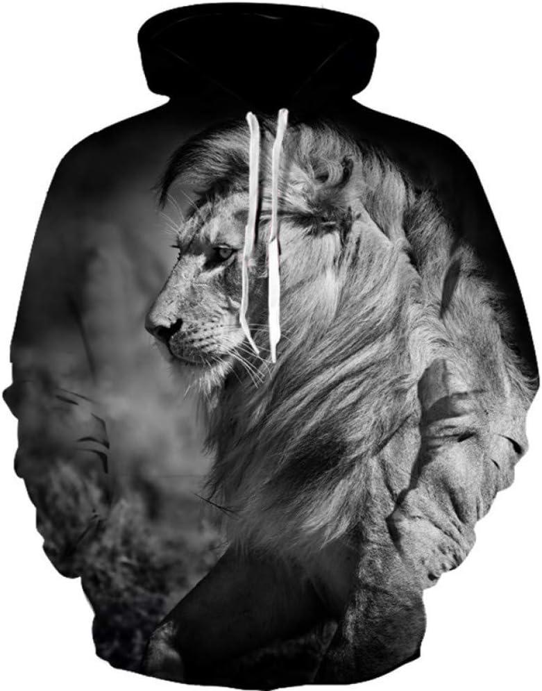 BAI Aassdd 3D Sweatshirts Herren Galaxy Prints Fashion Kapuzenpullover Sprint Kleidung Kapuzenpullover Pullover,S L