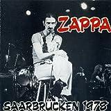 Frank Zappa - Saarbrucken, Germany 1978 (Cd Vinyl Look Retro Black Edition 2014)