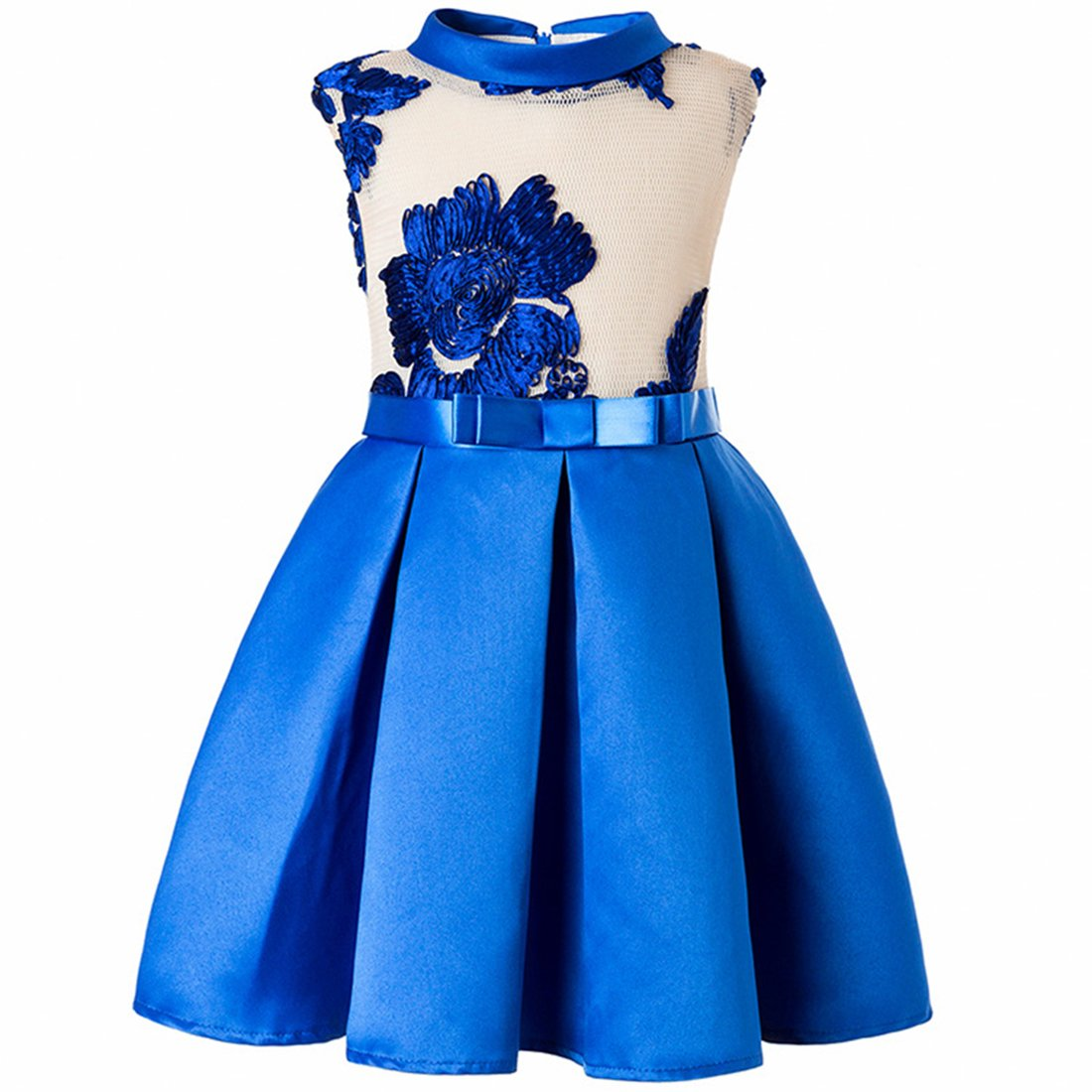 Amazon.com: ADHS Girls Party Dresses Girls Special Occasion Dresses Little Girls Flower Dresses: Clothing