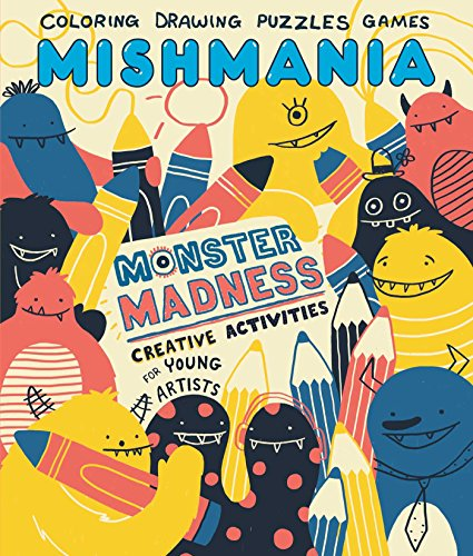 Monster Madness (Mishmania) (Halloween Flip Book)