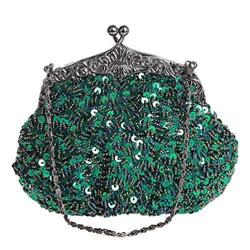 TOOKY Pochette Pochette femme TOOKY green pour q1HPq7r