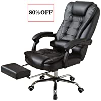 Deals on Uamsiste High-Back Swivel Office Computer Desk Chair