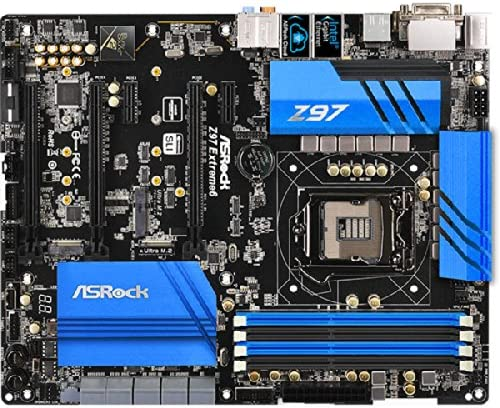 ASRock ATX DDR3 1333 LGA 1150 Motherboards Z97 EXTREME6