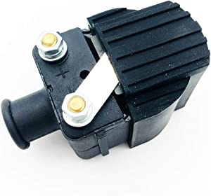 NEW Ignition Coil Replacement for Mercury Marine Outboard 339-832757A4 339-832757B4 6hp 8hp 210CC Sail Power 9.9hp - 125hp V-135 140hp V-150 Chrysler Force 40hp -150hp 339-7370A13