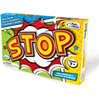 Stop - Super Jogos, Pais & Filhos, 7172, Verde