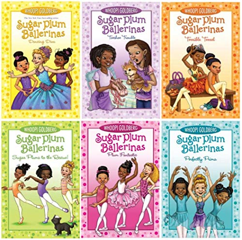 Ballerinas Sugar Plum - Sugar Plum Ballerinas Box Set