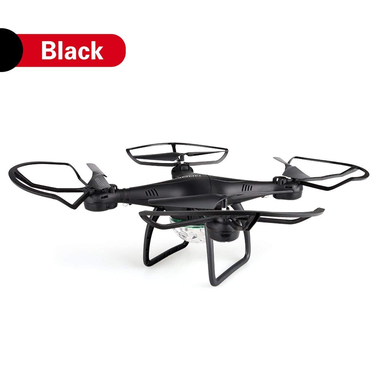 Ballylelly Drone Axis Aircraft RC Quadcopter Drone Helicopter Modelo Modelo Modelo Juguetes electroacute;nicos (Negro) 907d1d
