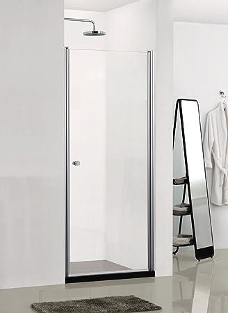 Sano técnica – Mampara de ducha, 1 puerta – Dimensiones: 89 – 91 x 195 cm: Amazon.es: Bricolaje y herramientas