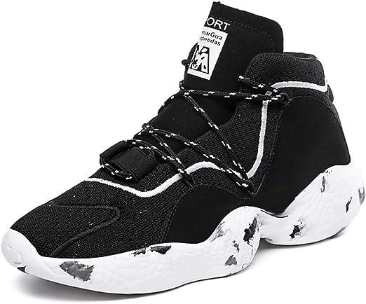 YSZDM Zapatillas de Baloncesto para Hombre, Zapatillas ...