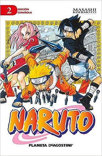 Naruto nº 02/72 (Manga Shonen): Amazon.es: Masashi Kishimoto ...