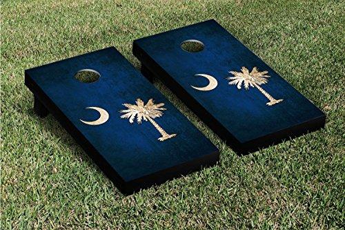 Vintage Cornhole Game Set State: South Carolina