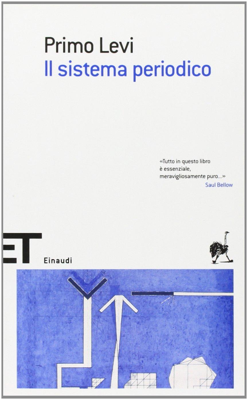 Il Sistema Periodico Primo Levi Ebook