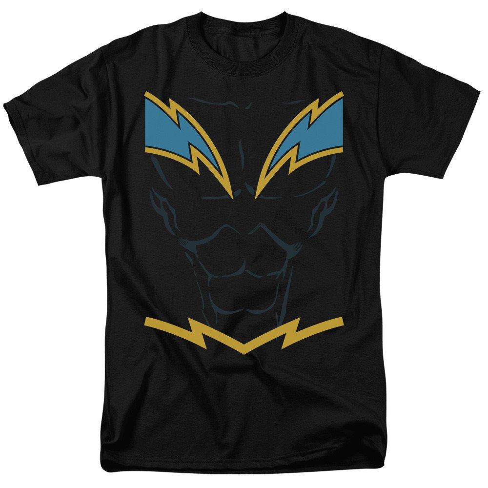 Black Lightning Adult Regular Fit T-Shirt DC Comics