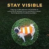 See Spot Trot SC Reflective Dog Vest. Blaze orange