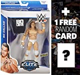Bo Dallas w/ T-Shirt: WWE Elite Collection Action Figure Series + 1 FREE Official WWE Trading Card Bundle