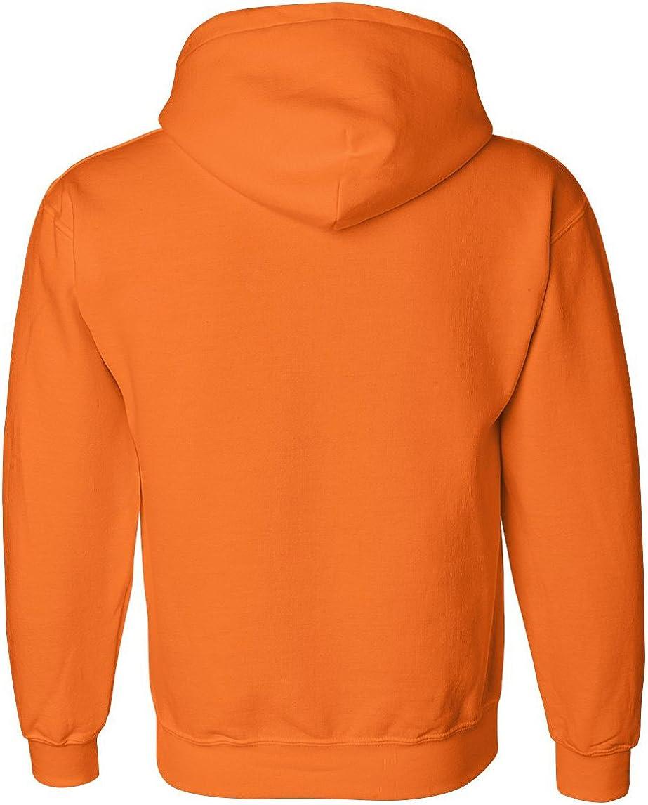 2XL Forest Green Gildan Ultra Blend Hooded Pullover Hoody Hoodie Sweatshirt