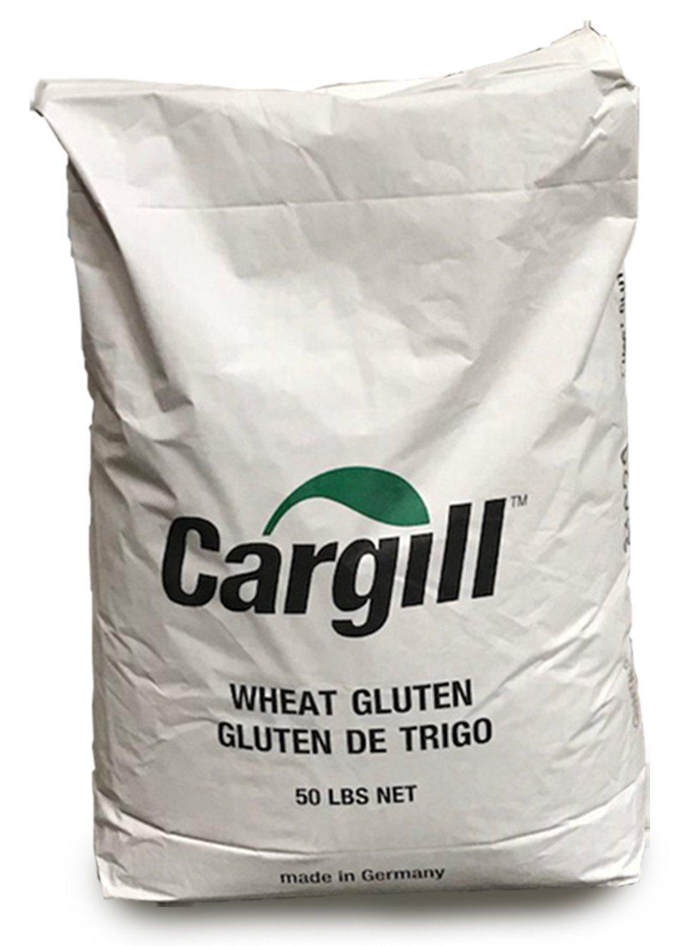 Vital Wheat Gluten - 50 lb. bag by Cargill (Image #1)