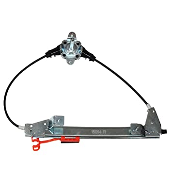 fiat grande punto rear right driver side manual window regulator rh amazon co uk Fiat 500X Fiat Panda