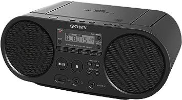 Sony Tragbarer Cd Player Boombox Digital Tuner Am Fm Radio Mega Bass Reflex Stereo Sound System Audio Hifi