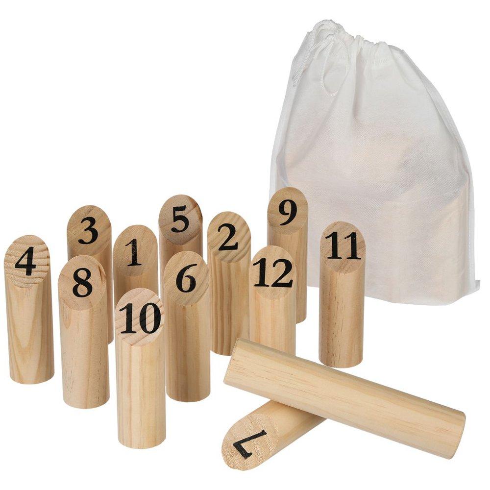 Betoys Mölkky, Spiel aus Holz Betoys Mölkky 124429