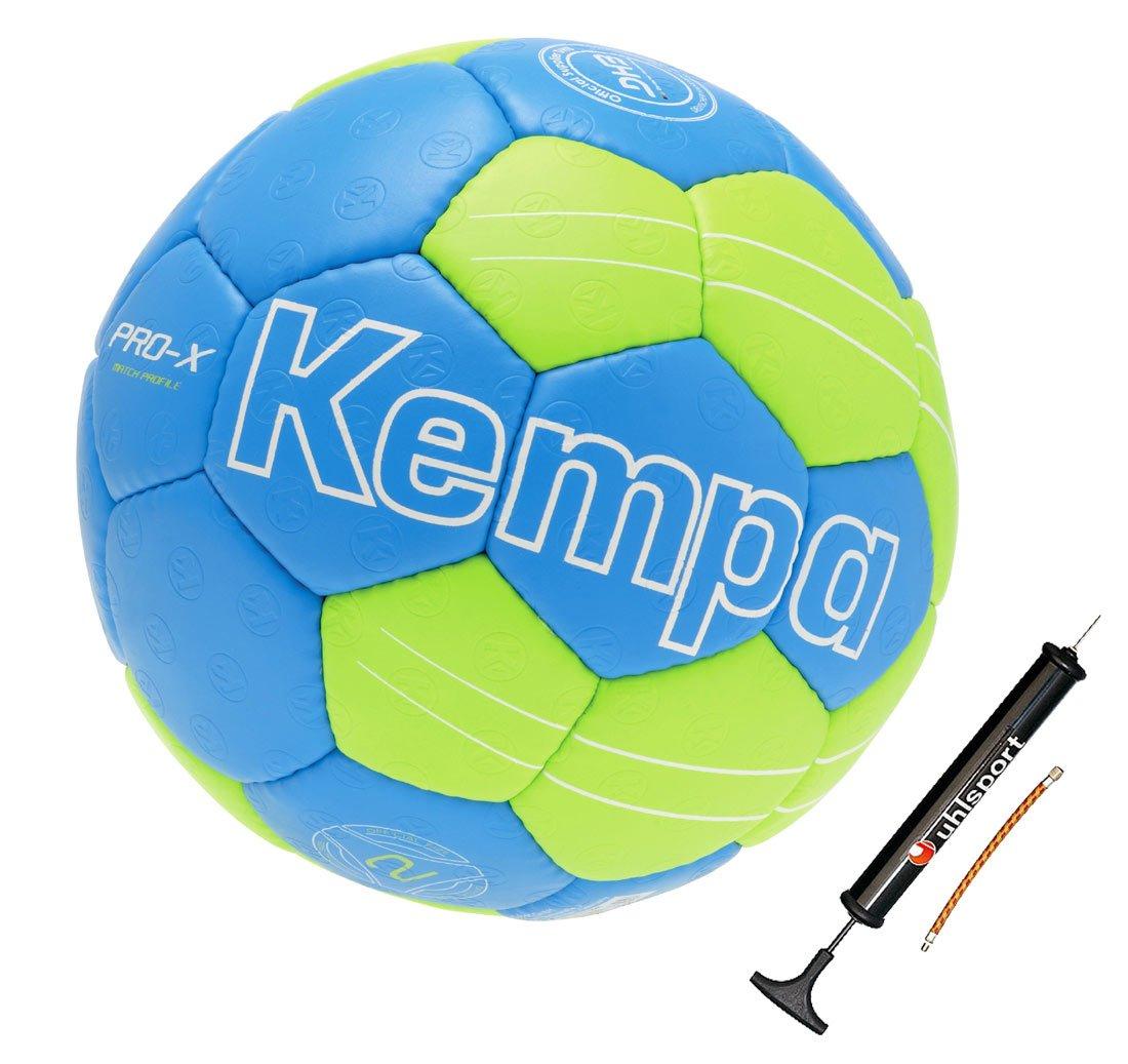 Kempa - Pelota de juego y entrenamiento azul/verde, azul: Amazon ...