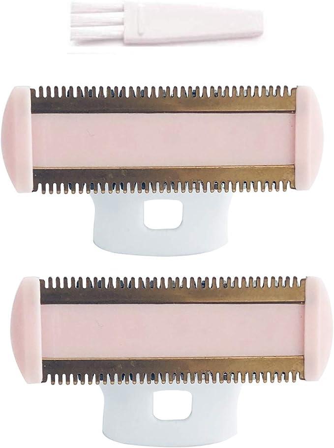 Cabezales de repuesto para afeitadora de cabello, cuchillas para ...