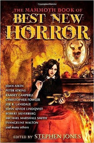 The Mammoth Book of Best New Horror 24 (Mammoth Books) by Jones, Stephen (2013)