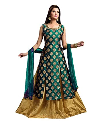 Hirva Collections Indo Western Gown Amazonin Clothing Accessories