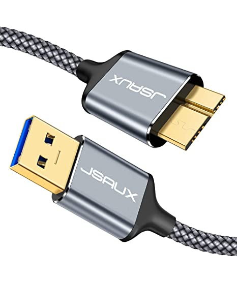Computer & Office Nice Micro Usb 3.0 Cable 3a 1m Fast Charging Data Cable Usb Cord Mobile Phone Cables For Samsung Note 3 S5 Toshiba Hard Disk