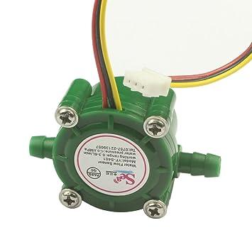 Generic yf-s401 agua Sensor de flujo para dispensador/máquina de café: Amazon.es: Amazon.es