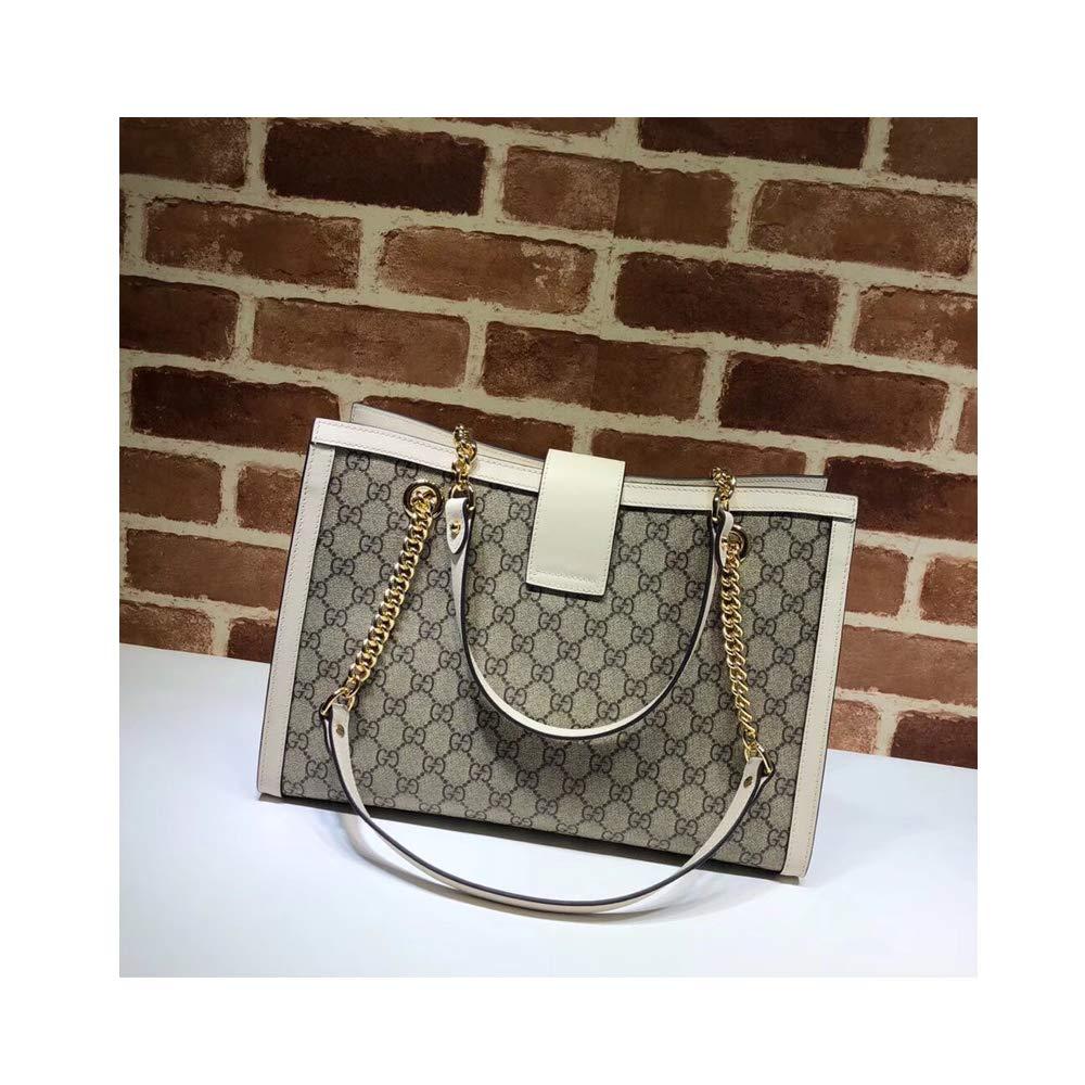 8f7fe094b290 479197 podlock Medium Shoulder Bag for Womens Handbag Designer Fashion  Single Shoulder Bags -Canvas White