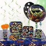 Nickelodeon Teenage Mutant Ninja Turtles Deluxe Party Pack