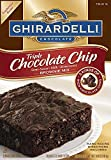 Continental Mills Ghirardelli Triple Chocolate Chip Brownie Mix, 120 Ounce - 4 per case.