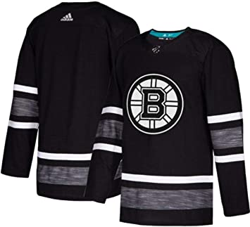 all black bruins jersey