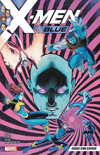X-Men Blue Vol. 3: Cross-Time Capers ()