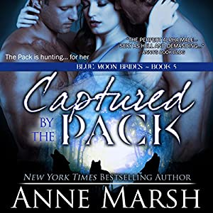 Captured by the Pack Audiobook