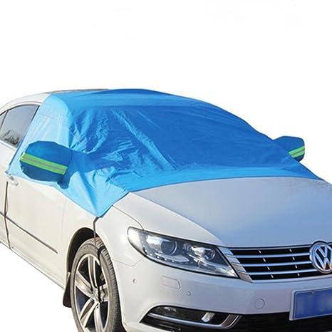 KOBWA - Cobertura para cristal de coche, protectores de hielo para proteger el parabrisas de