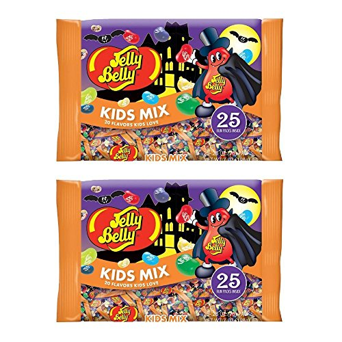 Jelly Belly Kids Mix Halloween Candy Set of