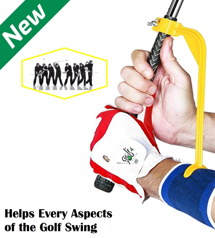 Swing Guide Trainer - Ayuda de entrenamiento y ayuda de calentamiento - Herramienta de corrección para mejorar todas las posiciones de Swing y ajustar ...
