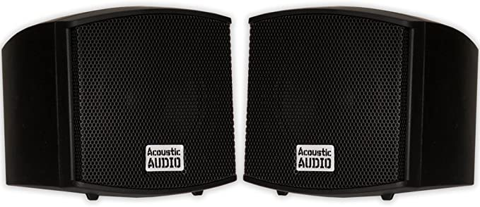 Acoustic Audio AA321B Mountable Indoor Speake