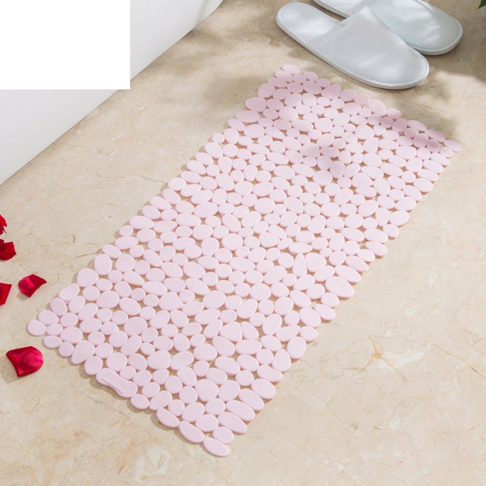 DXG&FX Anti-rutsch badvorleger Badezimmer badewanne Massage mat Feste PVC-antirutsch-matten-A 35x70cm(14x28inch)