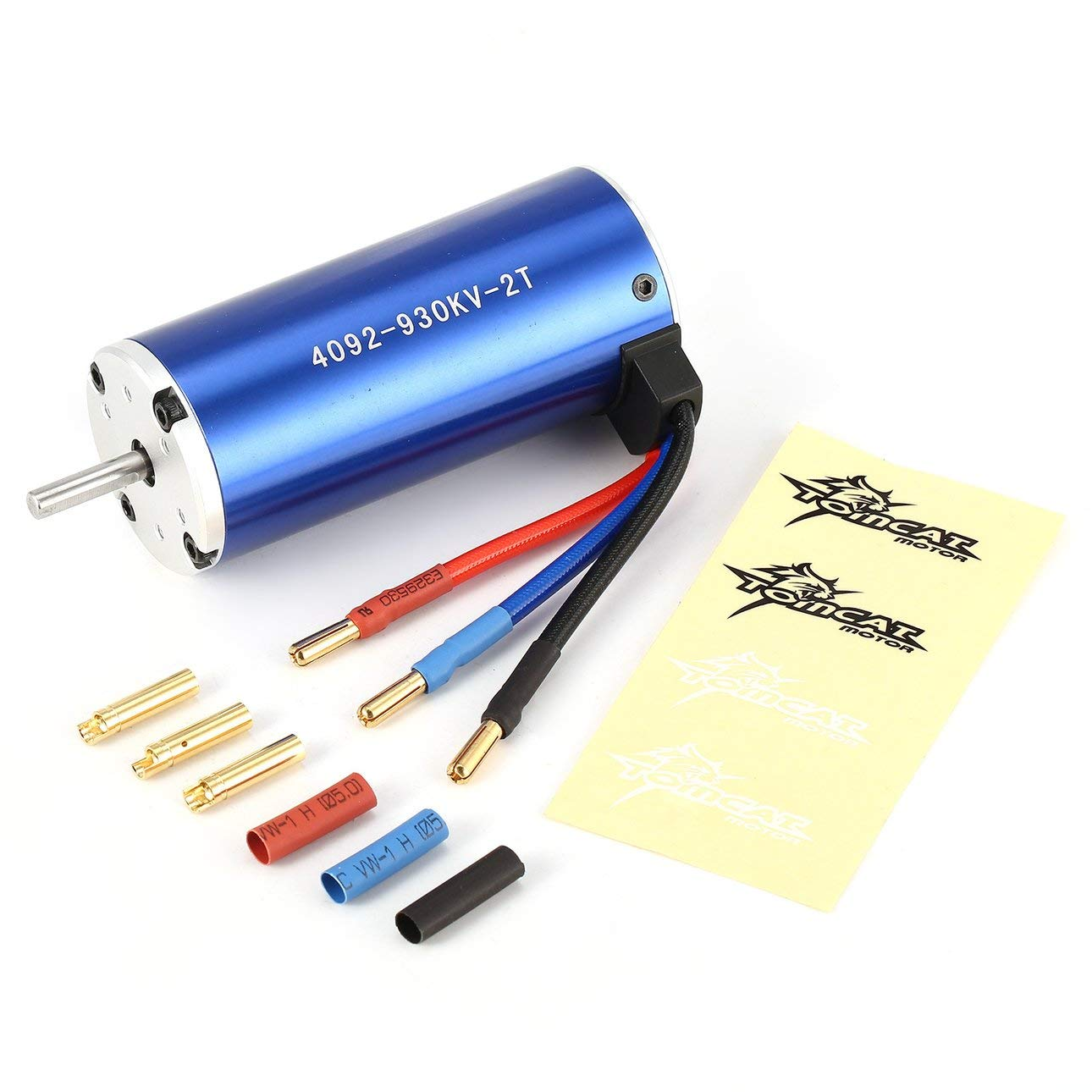Liobaba TC-CY 4092 2T KV930 5mm Sensorless Brushless Motor 1/8 Bigfoot RC Car Model Spare Parts Accessories Component