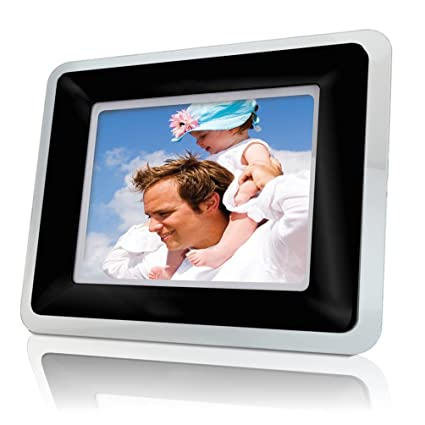 Amazon.com : Coby DP-769 7-Inch Widescreen Digital Photo Frame with ...