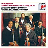 Schoenberg: Transfigured Night, Op. 4 / Trio, Op. 45