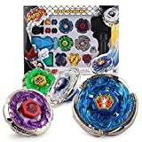 Metal Master Fusion bey bettle top set