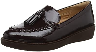 74a0f249bc5 Fitflop Women s Paige Moccasin Loafers  Amazon.co.uk  Shoes   Bags