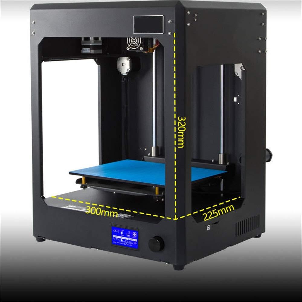 Impresora 3D Dos colores de la impresora 3D de bricolaje con ...