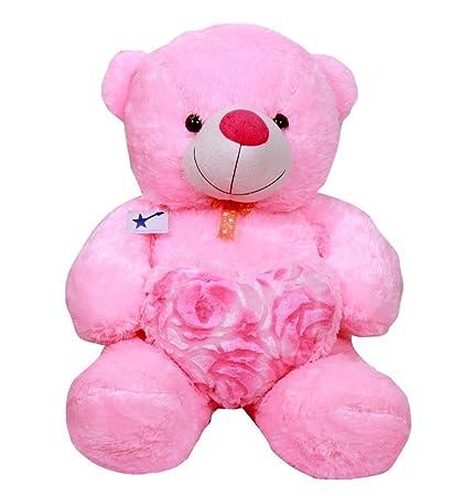 Buy garg soft teddy bear sweet pink 3 feet online at low prices in garg soft teddy bear sweet pink 3 feet voltagebd Image collections