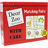 Milly & Flynn - Dear Zoo - Matching Pairs Game