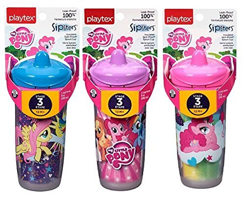 Playtex Sipsters Stage 3 Sippy Cups